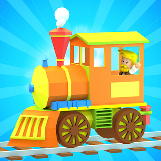 3D Fun Learning Toy Train Game For Kids & Toddlers APK
