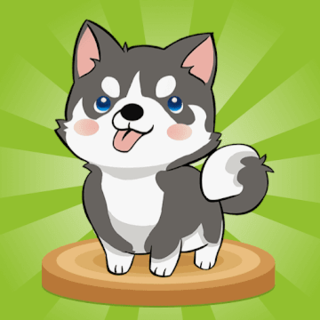 Puppy Town - Merge & Win💰 APK