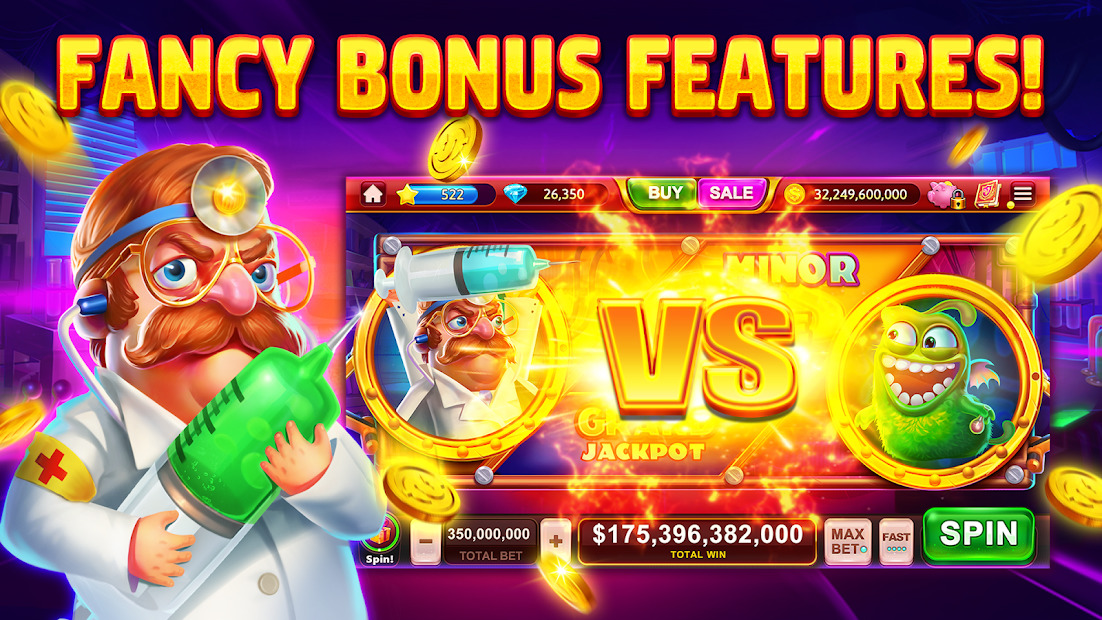 Play casino games for cash