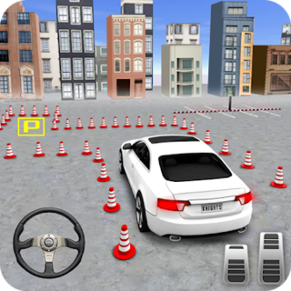 Modern Car Drive Parking 3d Game - TKN Car Games APK