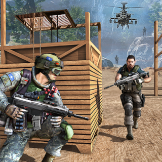 Real Commando Secret Mission - Free Shooting Games APK