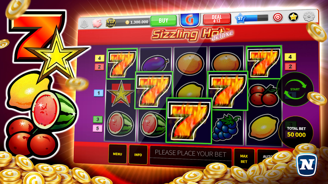 Play The Best Novomatic Android Slots For Free